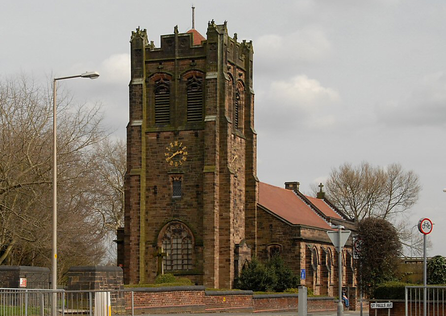 Goose Green Church